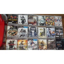 Jogos Ps3 Call Of Duty Guitar Hero Army Of Two Play Station