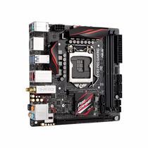 Placa Mãe Asus Mini Itx Z170l Pro Gaming Lga 1151 Usb 3.1
