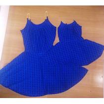 Kit Vestido Bolinhas Tal Mae Tal Filha, Compre 1 E Leve 2