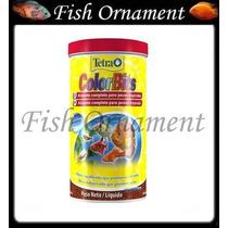 Ração Tetra Colors Bits Granules 30g Fish Ornament