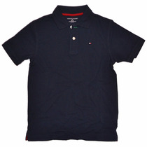 Camisa Polo Infantil Tommy Hilfiger Little Boy