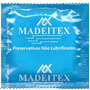 Preservativo Camisinha Não Lubrificado Madeitex Cx 144 Uni