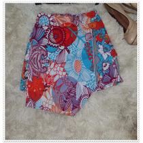 Shorts Saia Assimétrica - Lançamento