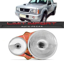 Farol L200 Esquerdo Ano 1999 2000 2001 2002 2003 2004