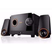 Mini System 2.1 Sumay - Bluetooth Sm-cs 3129b 14w - Novo!