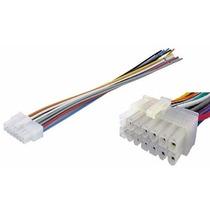 Conector Alimentação Para Toca Cd H-buster Hbd 4000 Plug
