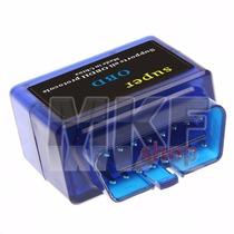 Scanner Automotivo Elm327 Obd2 V2.1 Bluetooth Diagnóstico