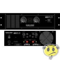 Amplificador Potência Mark Audio Mk 2,0 2000w - Kadu Som
