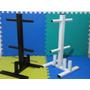 Suporte Expositor Anilhas E Barras(anilhas 5kg,10kg E15kg)