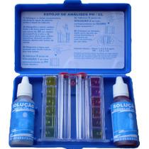 Kit De Testes Cl / Ph - Aquafast