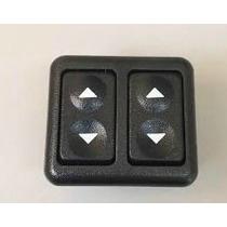 Interruptor Do Vidro Eletrico Escort/verona/apollo 90/ Duplo