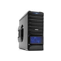 Gabinete Desktop Gamer Sentey Gs-6500 Burton Preto