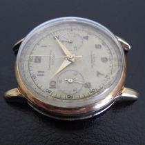 Relogio Cronografo Suisse 39mm Revisado - Barato. Antigo