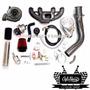 Kit Turbo Ap Carburado Monofluxo C/ Turbina Apl 42/48 Zr