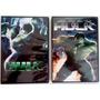 Hulk 1 + Hulk 2 - Bana E Norton - Dvds Originas Novos!!!