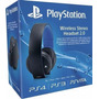 Headset Gold 7.1 Wireless Stereo Sony Ps3 Ps4 Vita Original