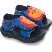 Sandalia Papete Fisher Price Azul - Grendene Kids