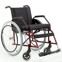 Cadeira De Rodas Confort Elite 100kg