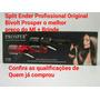 Split-ender Prosper Profissional Corte Bordado + Brinde