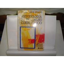 Livro - Metodologia Do Trabalho Científico - Antonio J. Sev.
