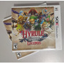 Hyrule Warriors Legends Nintendo 3ds Lacrado