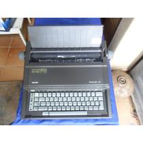 Maquina Escrever Olivetti Praxis201 Ii (a_p28)
