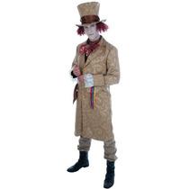 Costume De Dickens - Toff Xl: Mens Chapeleiro Maluco Alice I