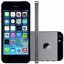 Iphone 5s 16gb Cinza Espacial Apple 4g Desb Original Vitrine
