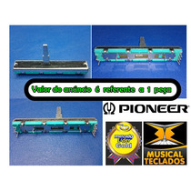Fader Potenciometro Mixer Pioneer Djm500 Original Promoção