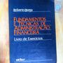 Livro Fundamentos E Téc De Administração Finan. -