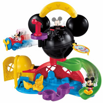 A Nova Casa Do Mickey Mouse - Disney - Fisher Price - Y2311