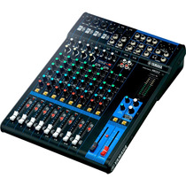 Mesa De Som Analógica 12 Canais Mg12 Yamaha #qualidade
