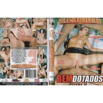 Dvd Brasileirinhas Bem Dotado 15