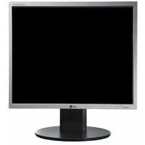 Monitor Lg 15 Polegadas Quadrado C/cabos Garantia
