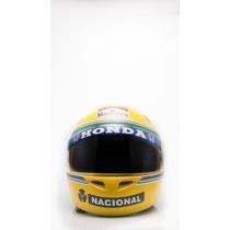 Capacete Airton Senna