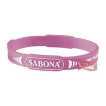 Pulseira Sabona Pro-magnetic Rosa - Tamanho G