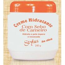 Hidratante Sebo De Carneiro Stylus - Kit C/ 10 P/ Revenda
