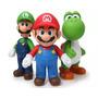 Boneco Coleção Super Mario Bros 20cm Action Figure