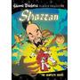 Dvd Shazzan - Desenho Clássico Completo ( 4 Dvds )