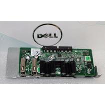 Painel Frontal Placa Usb Audio / Servidor Dell T110 2 0k617r