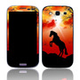 Capa Adesivo Skin377 Samsung Galaxy S3 Gt-i9300 + Kit Tela