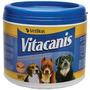 Vitacanis Suplemento Vitamínico E Mineral Caes E Gatos 250gr