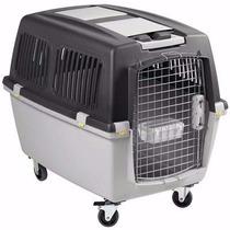Caixa Transporte N7 Gulliver Cão Cachorro Cães Gato Avião 7