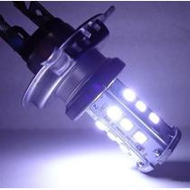 Lampada De Leds H4 Pra Todas As Motos Yamaha , Honda,suzuki,