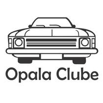 Adesivo Decorativo Parabrisa Carro Club - Clube Do Opala 3