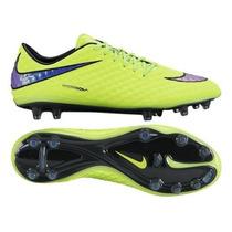 Chuteira Nike Hypervenom Phantom Fg Acc Profissional Neymar