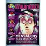 Revista Mundo Estranho, Dez/08! Mensagens Subliminares Etc