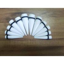 Kit Piercing Pino Alargador P Alargar A Orelha - 10mm A 20mm