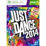 Just Dance 2014 - Xbox 360 comprar usado  Olinda