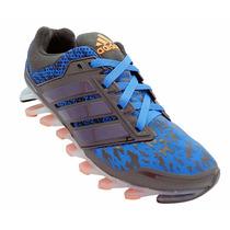 Tênis Adidas Springblade 2.0 Tf Azul Mod:12322
